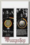 Монета сувенирная Pink Floyd
