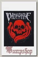 Нашивка Bullit For My Valentine
