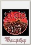 Наклейка-стикер Rock Merch Dio