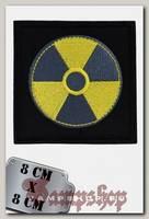 Термонашивка Радиация