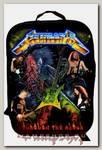 Портфель-ранец Metallica Through the never текстильный