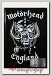 Тетрадь RockMerch Motorhead