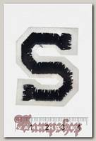 Термонашивка буква S