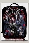 Портфель-ранец Slipknot текстильный