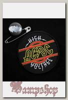 Нашивка AC DC High Voltage Rock n Roll