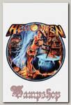 Наклейка-стикер Rock Merch Helloween