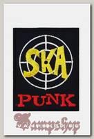 Нашивка SKA Punk