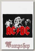 Нашивка AC DC