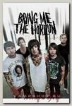 Плакат Bring Me the Horizon
