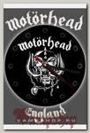 Часы настенные RockMerch Motorhead