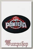 Термонашивка Pantera