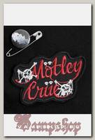 Нашивка Motley Crue