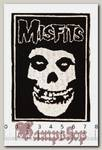Нашивка RockMerch The Misfits
