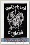 Нашивка RockMerch Motorhead England