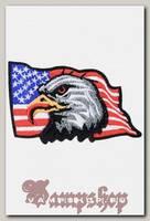 Термонашивка USA