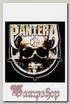 Наклейка-стикер Rock Merch Pantera