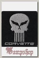 Термонашивка Corvette