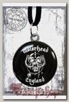 Кулон RockMerch Motorhead England