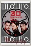 Часы настенные RockMerch 30 Seconds to Mars