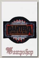 Нашивка Pantera