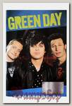 Тетрадь RockMerch Green Day