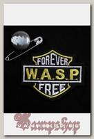 Нашивка WASP
