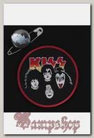 Нашивка Kiss