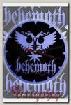 Часы настенные RockMerch Behemoth