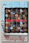 Шторы Iron Maiden