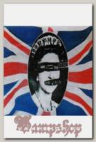 Нашивка Sex Pistols God save the Queen