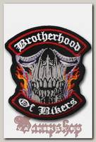 Термонашивка Brotherhood of birers