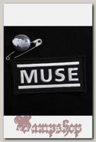 Нашивка Muse