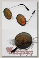 Очки солнцезащитные с голограммой Глаза