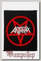 Нашивка Antrax
