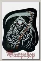 Термонашивка Смерть с косой