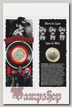 Монета сувенирная Motorhead