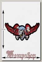 Термонашивка Крылатый роджер