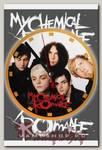 Часы настенные RockMerch My Chemical Romance