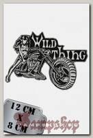 Термонашивка Wild Thing
