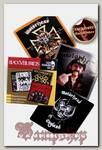 Набор стикеров RockMerch Motorhead