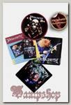 Набор стикеров RockMerch Megadeth