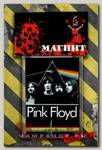 Магнит RockMerch Pink Floyd The dark side of the Moon