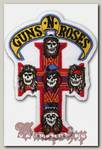 Термонашивка Guns n Roses Appetite for Destruction
