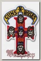 Термонашивка Guns n Roses Appetite for Destruction