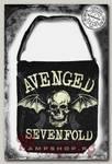 Сумка через плечо Avenged Sevenfold