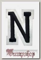 Термонашивка буква N