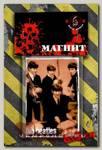 Магнит RockMerch The Beatles