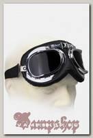 Ретро-очки Авиатор черные