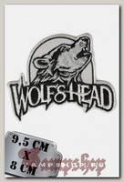 Термонашивка Голова волка