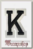 Термонашивка буква K